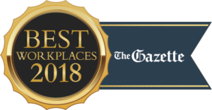 Voted Best Workplace in 2018
