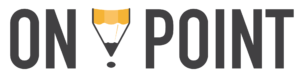 On Point logo